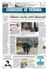 Corriere di Verona – 17 gennaio 2021