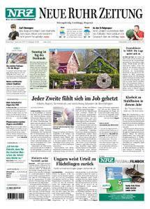 NRZ Neue Ruhr Zeitung Essen-Postausgabe - 07. September 2017
