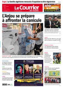 Le Courrier de l'Ouest Nord Anjou – 25 juin 2019