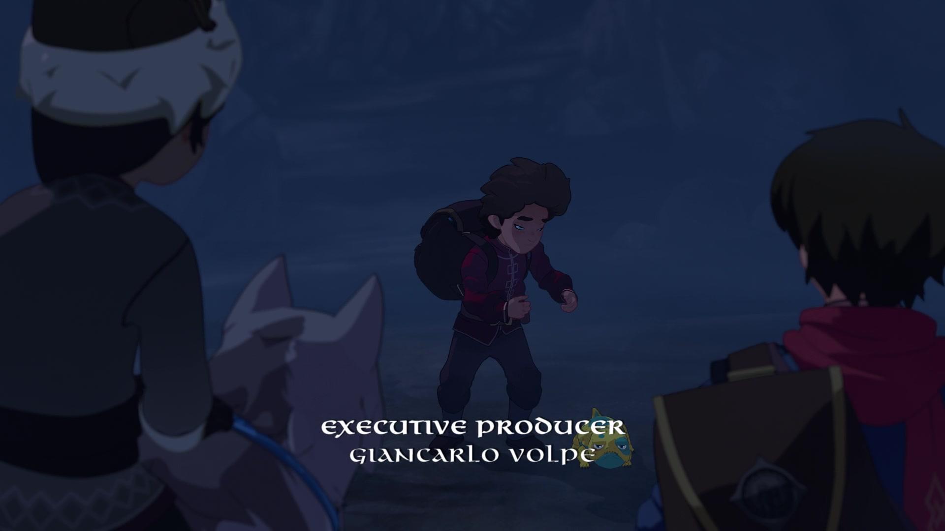 The Dragon Prince S01