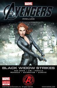 Marvels the Avengers-Black Widow Strikes 02 of 3 2012 Digital Zone