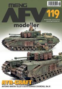 Meng AFV Modeller - Issue 119 - July-August 2021