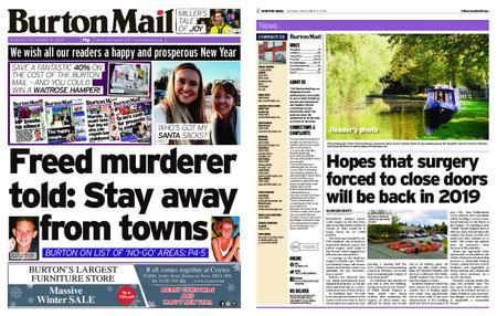 Burton Mail – December 31, 2018
