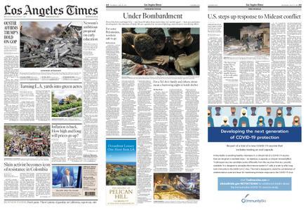 Los Angeles Times – May 13, 2021