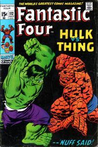 Fantastic Four 112 1971 HD