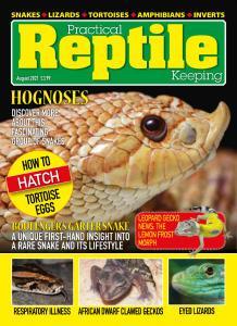 Practical Reptile Keeping - August 2021