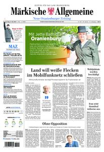 Neue Oranienburger Zeitung - 09. Mai 2019