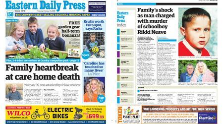 Eastern Daily Press – February 18, 2020