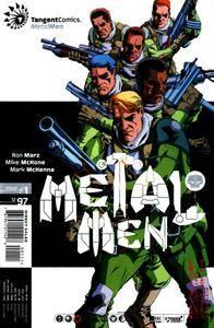 Tangent Comics v1-Metal Men (1997