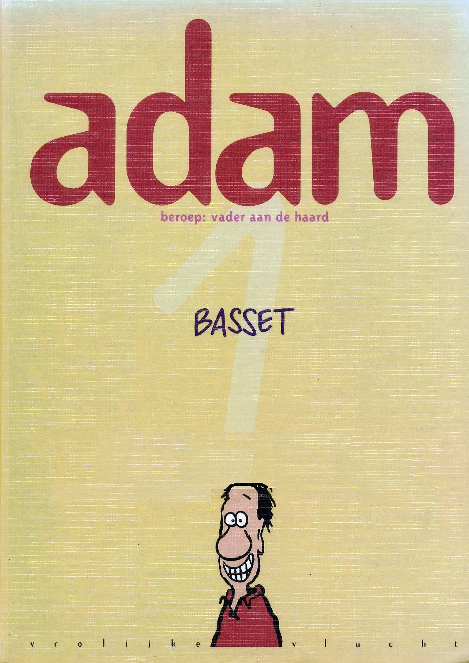 Adam - 04 - De Waarheid Zit Vaak Onder De Mat