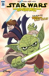 Star Wars Adventures 020 2019 Digital Kileko