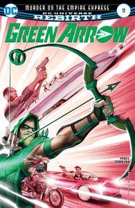 Green Arrow 011 2017 2 covers Digital Zone-Empire