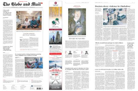The Globe and Mail – January 23, 2019