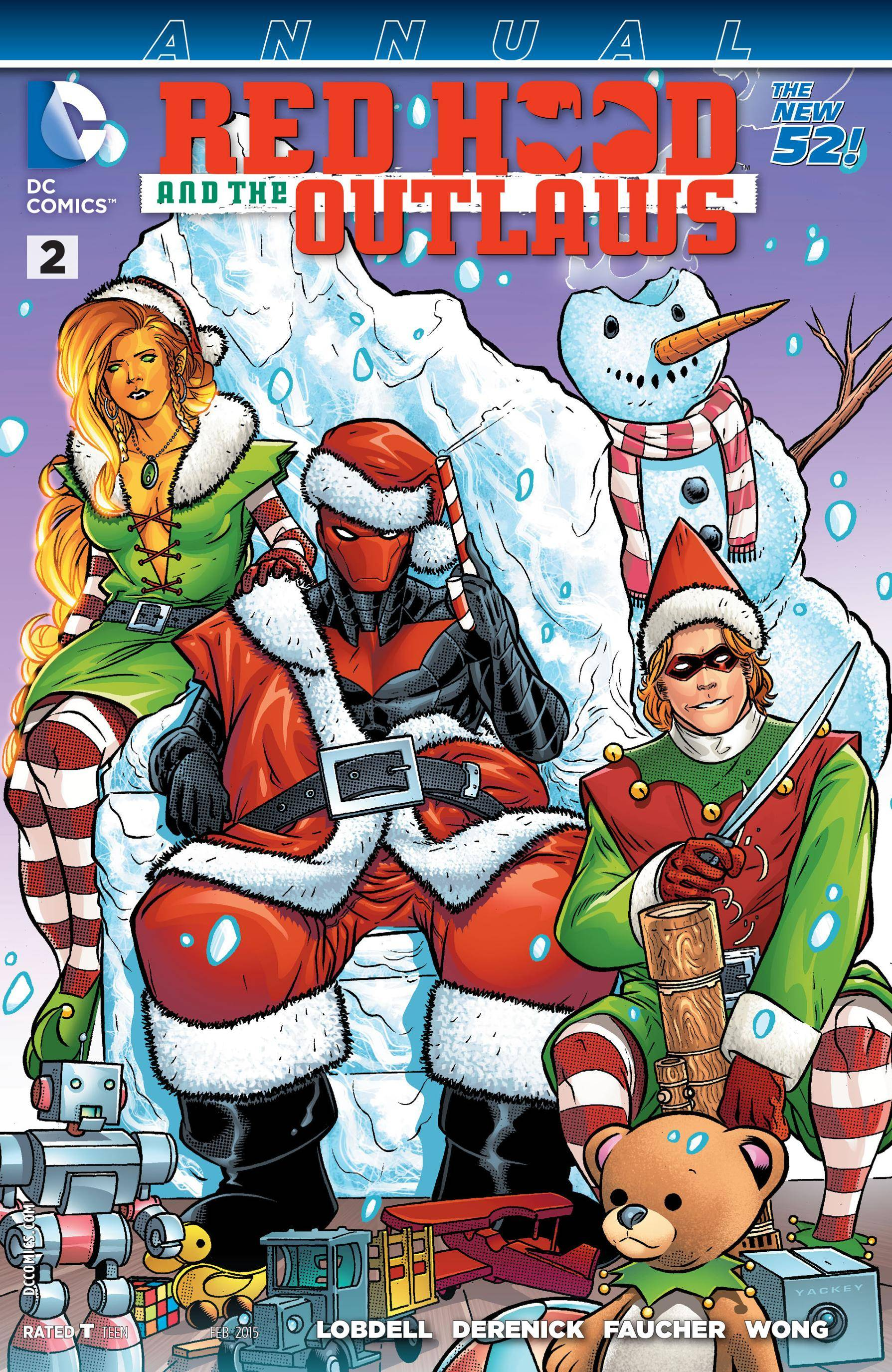 Red Hood and the Outlaws Annual 002 2015 F digital