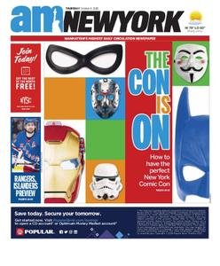 AM New York - October 04, 2018