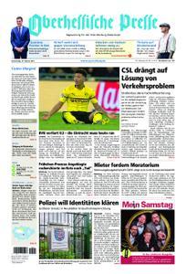 Oberhessische Presse Marburg/Ostkreis - 14. Februar 2019