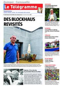 Le Télégramme Quimper – 18 août 2019