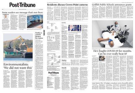 Post-Tribune – October 12, 2020