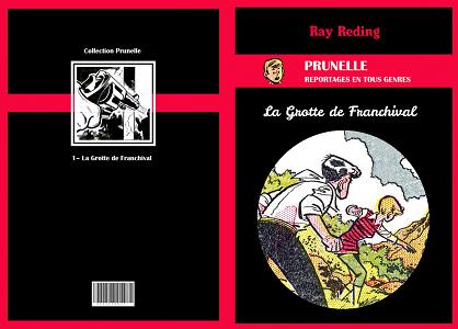 Prunelle - Tome 1 - La Grotte de Franchival