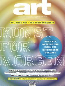 Art Magazin - November 2019