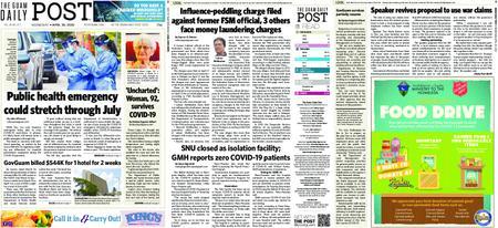 The Guam Daily Post – April 29, 2020
