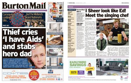Burton Mail – March 14, 2020
