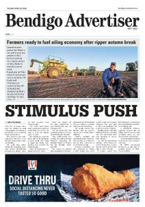 Bendigo Advertiser - April 28, 2020