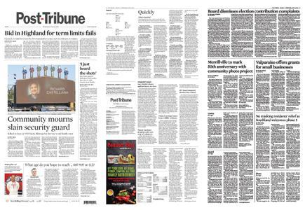 Post-Tribune – June 16, 2021