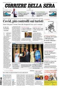 Corriere della Sera - 18 Luglio 2021