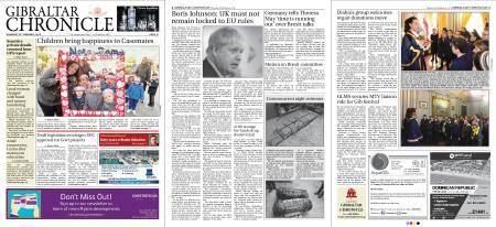 Gibraltar Chronicle – 15 February 2018
