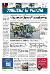 Corriere di Verona - 27 Novembre 2019