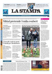 La Stampa Imperia e Sanremo - 7 Novembre 2019