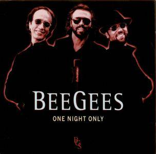 Bee Gees - One Night Only (1998) {HDCD, UK 1st Press} Re-Up