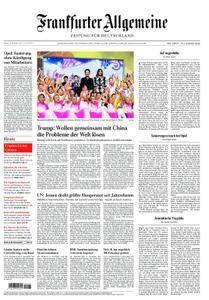 Frankfurter Allgemeine Zeitung F.A.Z. - 10. November 2017