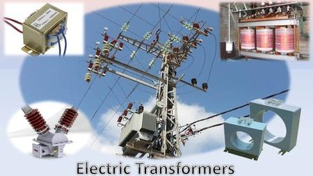 All Electrical Transformers in Electrical Power Systems