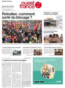 Ouest-France Édition France – 18 décembre 2019
