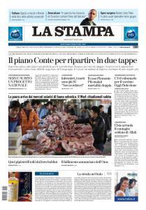 La Stampa Imperia e Sanremo - 8 Aprile 2020