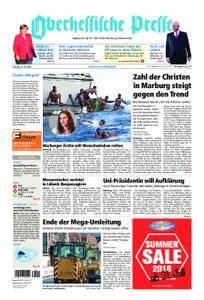 Oberhessische Presse Marburg/Ostkreis - 21. Juli 2018