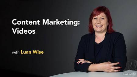Lynda - Content Marketing: Videos