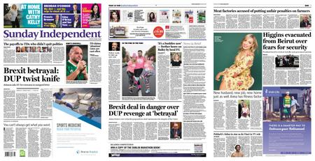 Sunday Independent – October 20, 2019