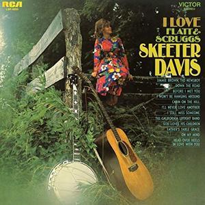 Skeeter Davis - I Love Flatt and Scruggs (1968/2018) [Official Digital Download 24/96]