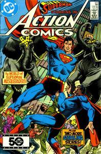 Action Comics 572