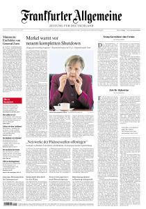 Frankfurter Allgemeine Zeitung - 25 Februar 2021