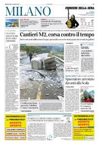 Corriere della Sera Milano – 21 agosto 2019