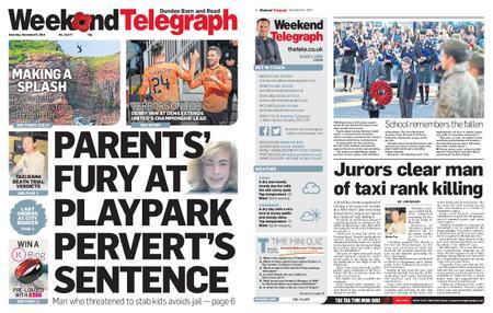 Evening Telegraph First Edition – November 09, 2019