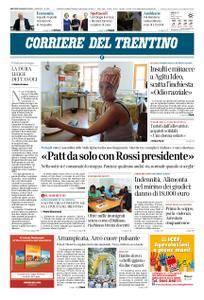 Corriere del Trentino – August 28, 2018