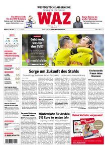 WAZ Westdeutsche Allgemeine Zeitung Oberhausen-Sterkrade - 13. Mai 2019