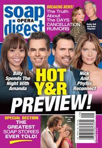 Soap Opera Digest - December 09, 2019