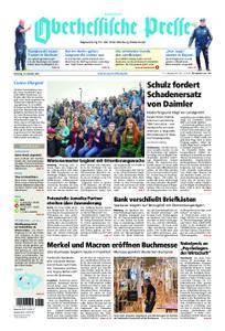 Oberhessische Presse Hinterland - 10. Oktober 2017