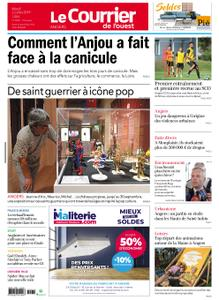 Le Courrier de l'Ouest Angers – 02 juillet 2019